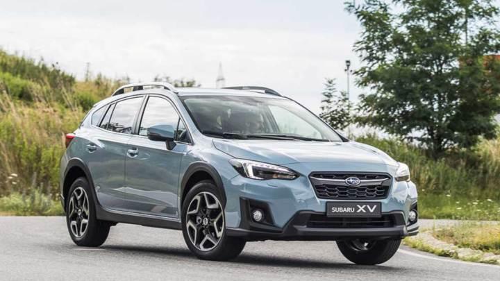 Yeni Subaru XV Frankfurt'da sergilenecek