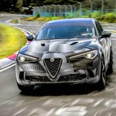 Dünyanın en hızlı SUV'u: Stelvio Quadrifoglio