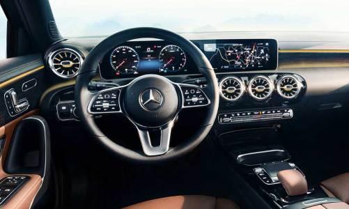 Yeni Mercedes A-Serisi'nin kabini nasıl olacak?