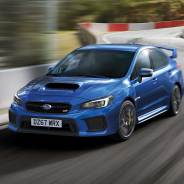 Son Subaru WRX STI: Final Edition