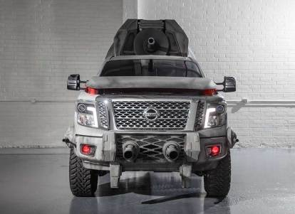 NISSAN TITAN AT-M6