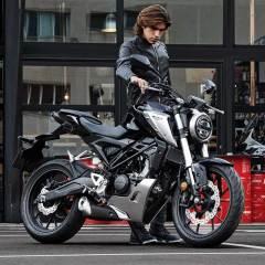 Honda'dan beş yeni motosiklet