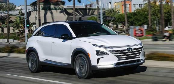 Hyundai Nexo'ya beş yıldız
