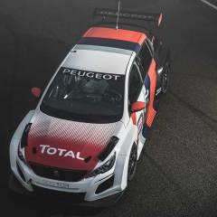 Peugeot 308'in zirvesi: TCR