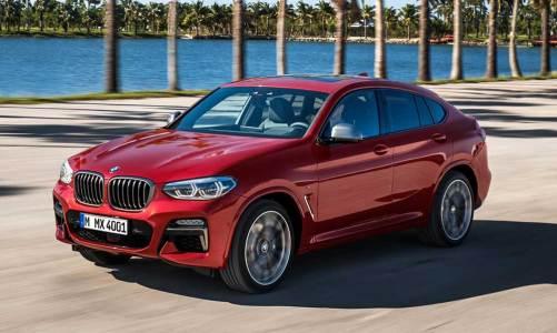BMW, X4'ü yeniledi