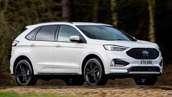 Ford Edge yenilendi