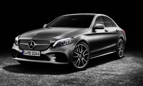 Mercedes C-Serisi makyajlandı