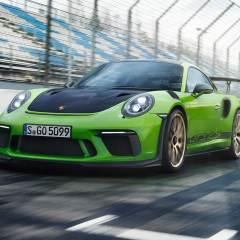 EN GÜÇLÜ ATMOSFERİK PORSCHE: 911 GT3 RS