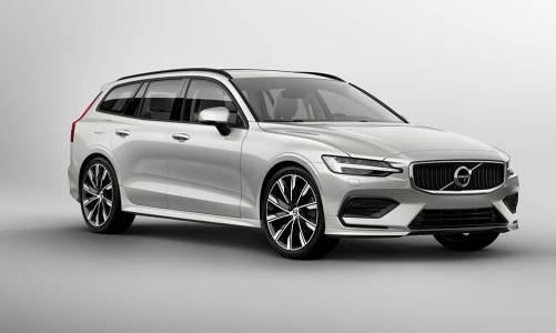 Yeni Volvo V60 tanıtıldı
