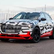 Audi'den elektrikli SUV geliyor