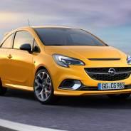 Opel Corsa GSi geri dönüyor