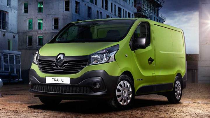 Renault Trafic'e yeni versiyon