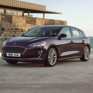 Yeni Ford Focus'a beş yıldız