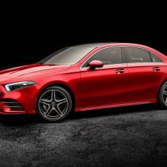 Mercedes A-Serisi Sedan Çin'de tanıtıldı