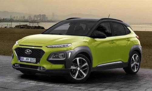 Hyundai Kona Türkiye'de