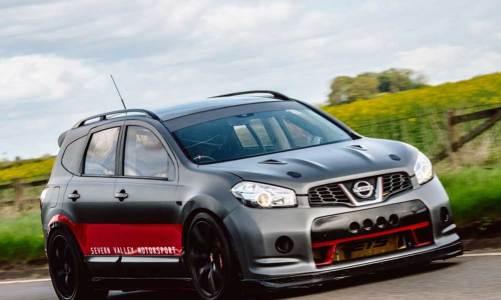 En hızlı Nissan Qashqai