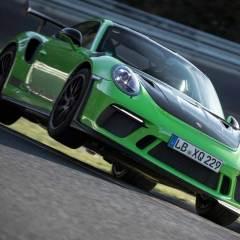 PORSCHE 911 GT3 RS'TEN REKOR GELDİ