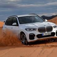 BMW X5 TAMAMEN YENİLENDİ