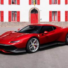 Tek kişiye özel Ferrari: SP38