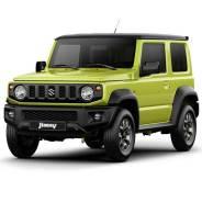 Yeni Suzuki Jimny nasıl olacak?