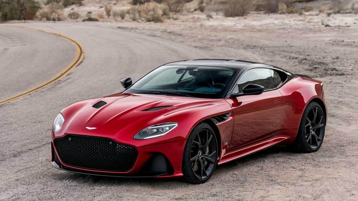 Aston Martin'in zirvesi: DBS Superleggera
