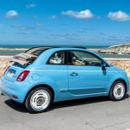Fiat 500'e yeni özel versiyon: Spiaggina 58