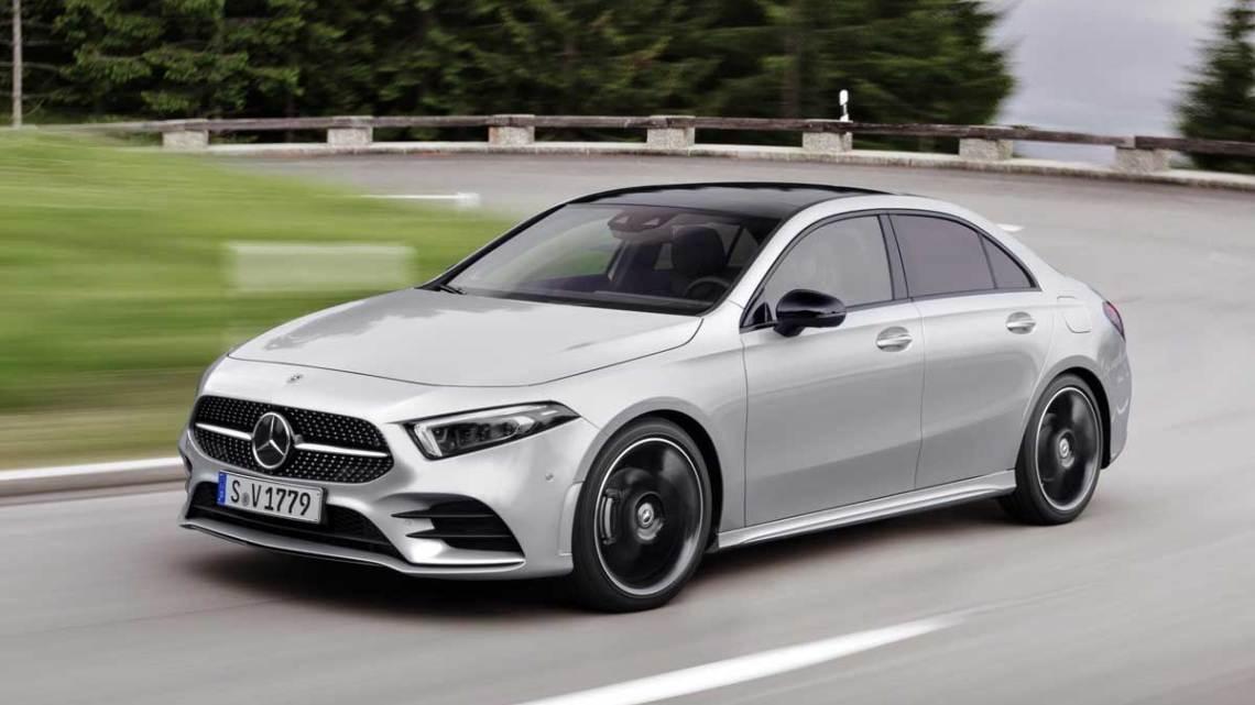 Yeni Mercedes A-Serisi Sedan resmen tanıtıldı