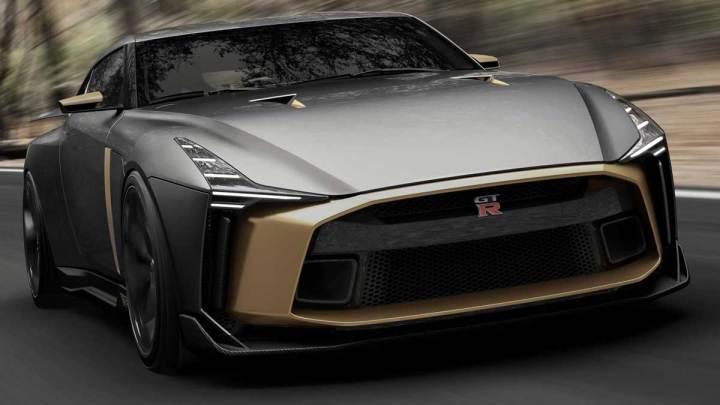 Ellinci yıla özel Nissan GT-R