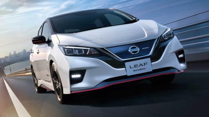 Elektrikli hot hatch: Nissan Leaf Nismo