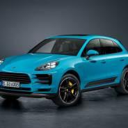Makyajlı Porsche Macan tanıtıldı