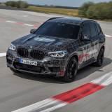 BMW yeni X3 ve X4 M'i tanıttı