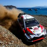 Türkiye Rallisi 2019 WRC takviminde