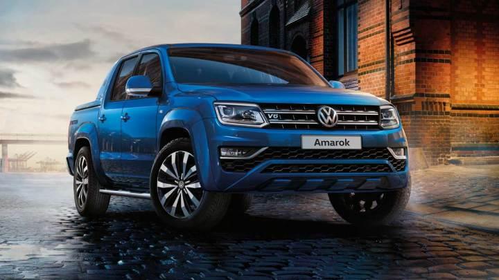 En güçlü VW Amarok Türkiye'de