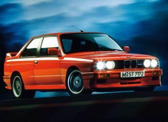 1988 BMW M3 EVO1