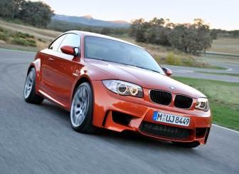 2011 BMW 1-SERİSİ M COUPE