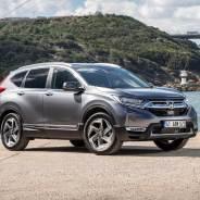 Yeni Honda CR-V'nin fiyatları açıklandı