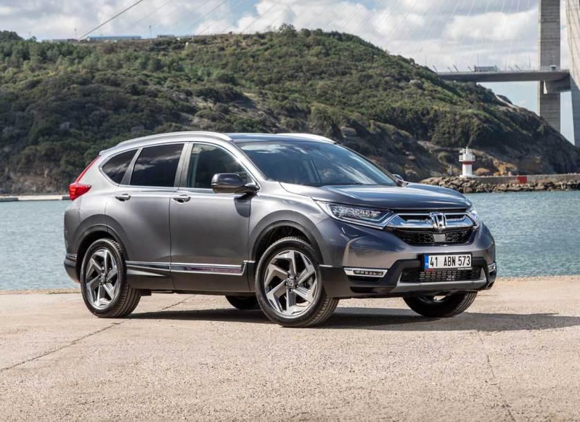 Yeni Honda Cr Vnin Fiyatları Açıklandı Otomobil Uzmanı