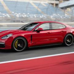 Porsche Panamera'ya iki yeni model