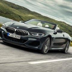BMW'den yeni 8 Serisi Cabrio