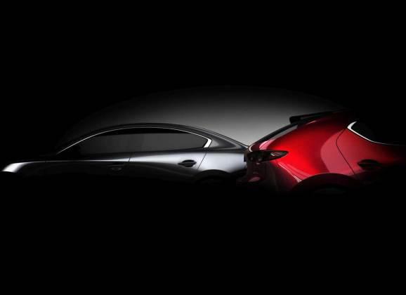 Yeni Mazda3 Amerika'da tanıtılacak