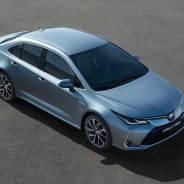Yeni Toyota Corolla Sedan tanıtıldı