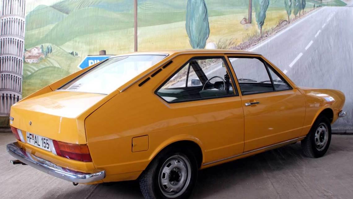 Volkswagen Passat 45 yaşında