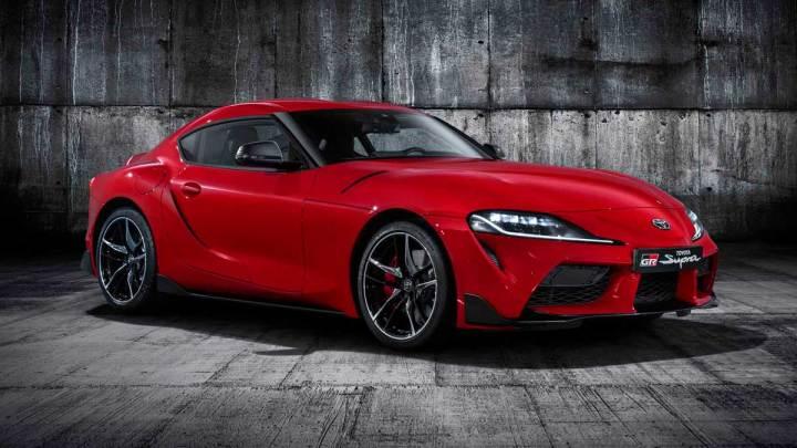 Yeni Toyota Supra Amerika'da tanıtıldı