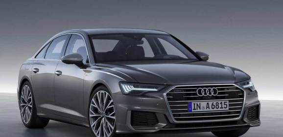 Yeni Audi A6'ya 2.0 lt motor geldi