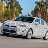 Yeni Opel Corsa'nın testleri devam ediyor