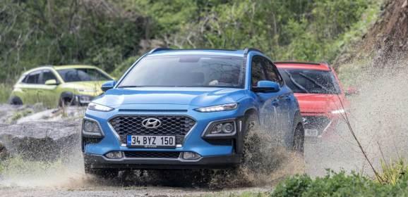 Hyundai Kona Türkiye turu tamamlandı