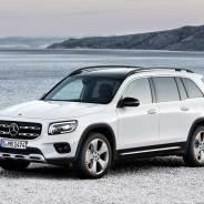 Mercedes'ten yeni SUV: GLB