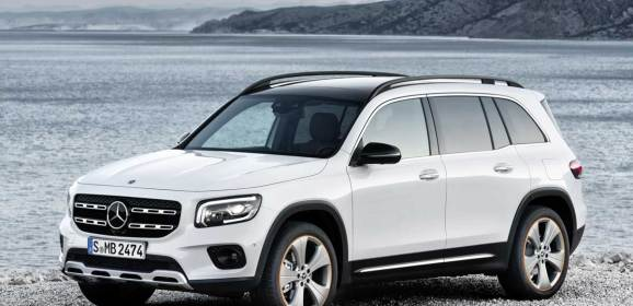 Mercedes'ten yeni SUV: GLB