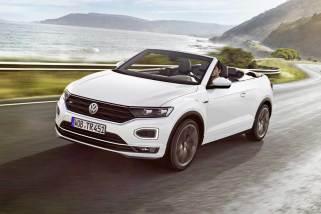 Volkswagen T-Roc üstünü açıyor