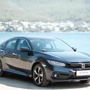 Honda Civic yenilendi